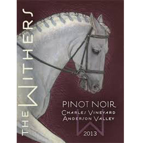 The Withers Charles Vineyard Pinot Noir 2015