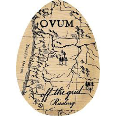 Ovum Off The Grid Riesling 2017