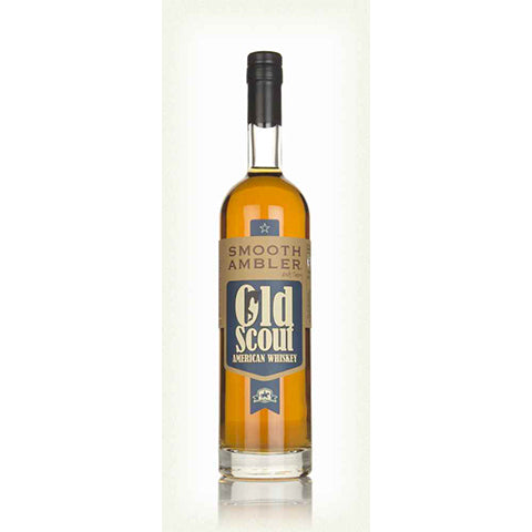 Smooth Ambler Old Scout American Whiskey 2016 release