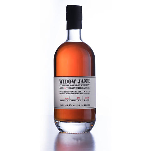 Widow Jane Straight Bourbon Whiskey