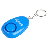 Vigilant 125dB Commercial Series Personal Alarm with Keychain Grenade Style Pin Activation and Alarm Test Button (PPS-7B Blue)