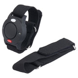 Vigilant 125dB Personal Wrist Alarm with Sweat Proof Wrist Band- LED Flashing Lights (PPS-35BRS)