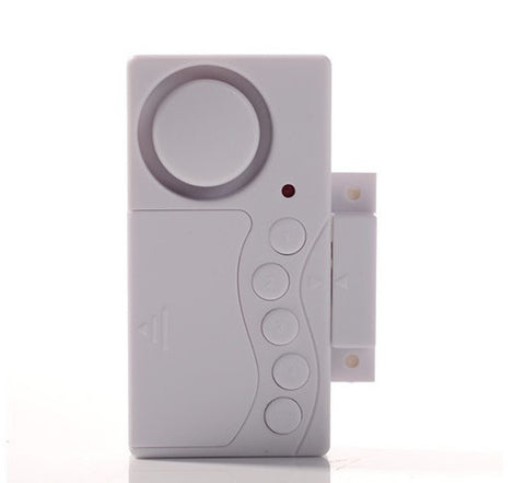 Wireless Digital Door / Window Alarm with Programmable Security ...