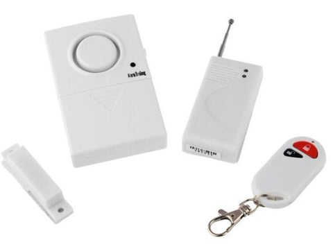 Vigilant Family Protection Wireless Door Alarm with Transmitter and Second Room Alert System (PPS-913KIT)