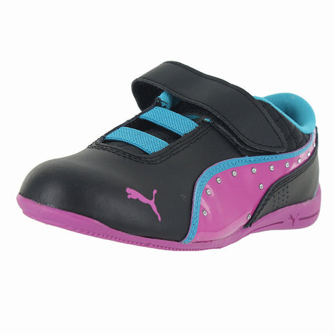 KIDS (K) DRIFT CAT DIAMONDS V BLACK VIOLA CAPREEZE
