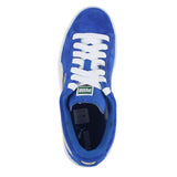 KIDS PUMA SUEDE JR. SNORKEL BLUE WHITE
