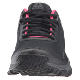WOMENS RIDGERIDER TRAIL 3.0 BLACK ASH GREY ACID PINK