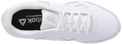 MENS WALK ULTRA 6 DMX MAX 4E WHITE STEEL