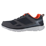 MENS EQUALIZER GAME POINT E- WIDE GRAY ORANGE