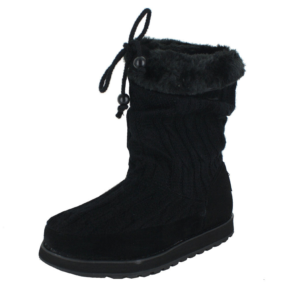 WOMENS KEEPSAKES BLUR BLACK
