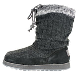 WOMENS KEEPSAKES BLUR CHARCOAL