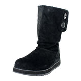 WOMENS KEEPSAKES FREEZING TEMPS BLACK