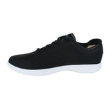 WOMENS GO STEP LITE PERSISTENCE WIDE BLACK WHITE