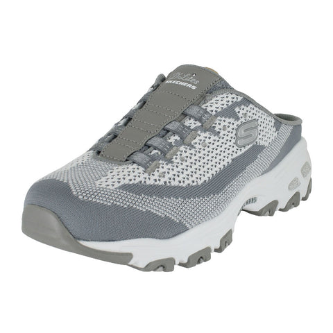 WOMENS D LITES A NEW LEAF GRAY WHITE