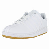MENS CLASSIC VN LEATHER WHITE LEATHER
