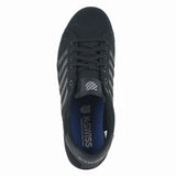 MENS BELMONT SO TEXTILE BLACK CHARCOAL