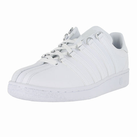 WOMENS CLASSIC VN LEATHER WHITE