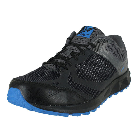MENS 590V3 4E WIDE BLACK CASTLEROCK