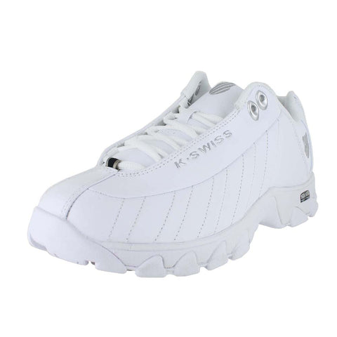 MENS ST329 CMF  WHITE BLACK SILVER