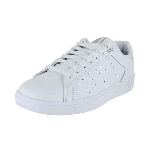WOMENS CLEAN COURT CMF WHITE