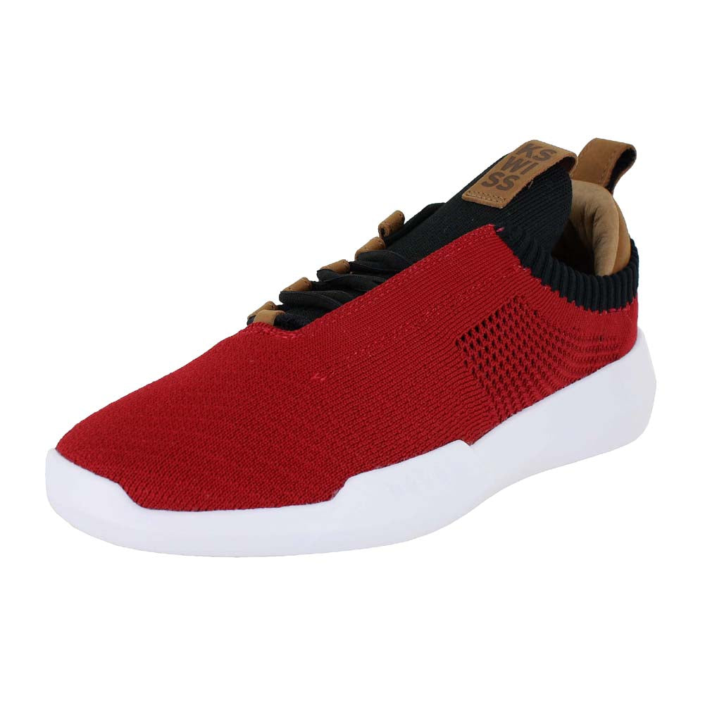 MENS GENERATION-K ICON KNIT RED BLACK BROWN