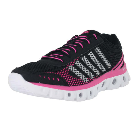 WOMENS X LITE ATHLETIC CMF BLK NE PNK