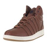 MENS CLASSIC VN MID FRIAR BROWN ANTIQUE WHITE