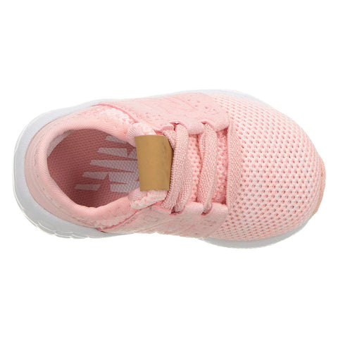TODDLERS CRZ V2 VELCRO INF HIMALAYAN PINK WHITE