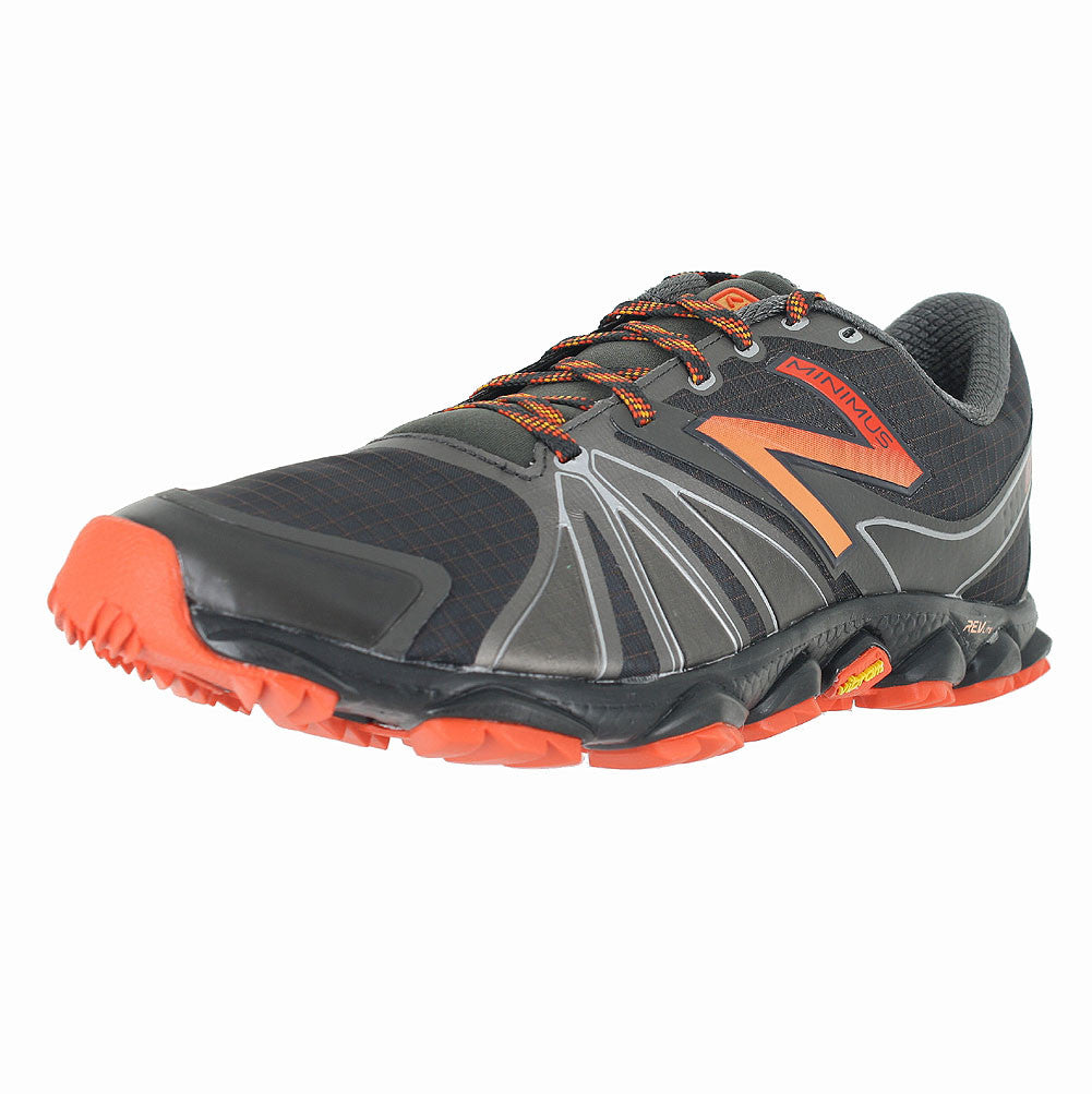 MENS MT1010T2 MEDIUM GREY ORANGE