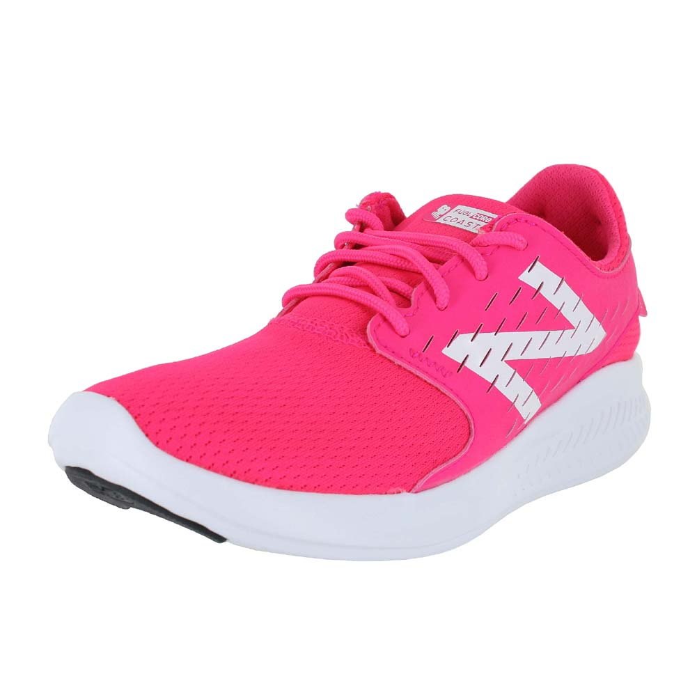 KIDS CST COAST V3 PINK WHITE