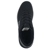 MENS LO CUT BLACK BLACK