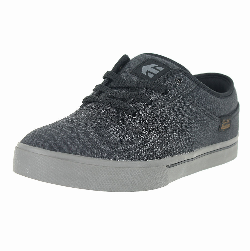 MENS JAMESON 2 SMU ECO BLACK BLACK GREY
