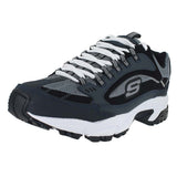 MENS STAMINA NUOVO 3E EXTRA WIDE NAVY BLACK