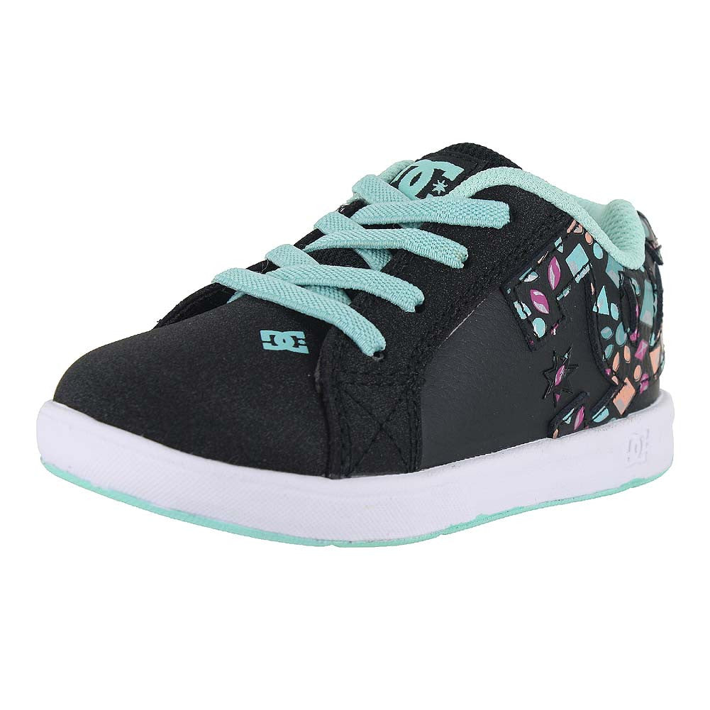TODDLERS TODDLERS COURT GRAFFIK E  BLACK ICE BLUE