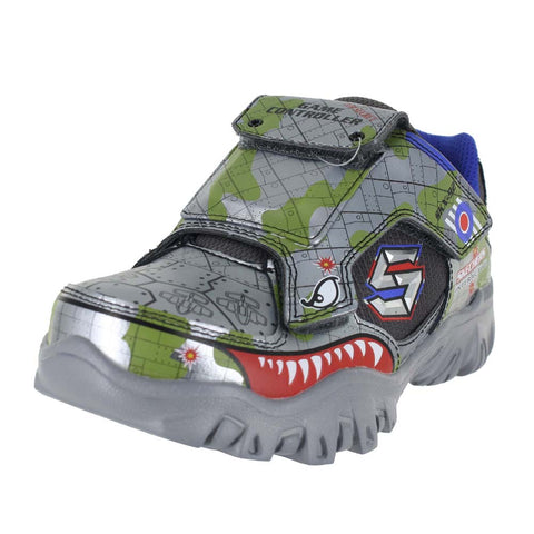 KIDS DAMAGER II GAME KICKS FIGHT GUNMETAL MULTI