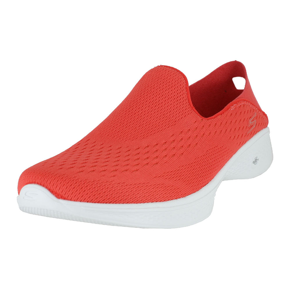 WOMENS GO WALK 4 CONVERTIBLE CORAL