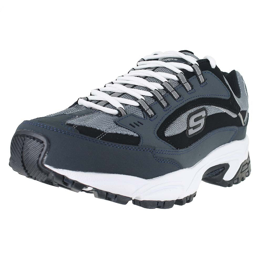 MENS STAMINA CUTBACK NAVY BLACK