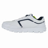 MENS GO WALK MOVE DELUXE LT WHITE NAVY