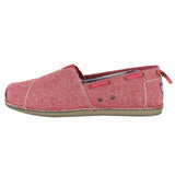 WOMENS BOBS CHILL DENIM DAISY RED