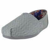WOMENS BOBS PLUSH KALEIDOSCOPE GREY