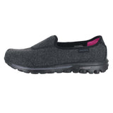 WOMENS GO WALK AFFIX BLACK