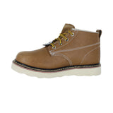 MENS PETTUS ENDERLIN WORK BOOT LIGHT BROWN