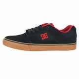 MENS BRIDGE  BLACK RED GUM