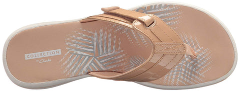 WOMENS BRINKLEY JAZZ NUDE PATENT
