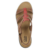 WOMENS LEISA DAISY MEDIUM TAN