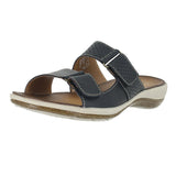 WOMENS TALINE TRIM SANDAL BLACK