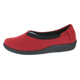 WOMENS SILLIAN JETAY MEDIUM RED