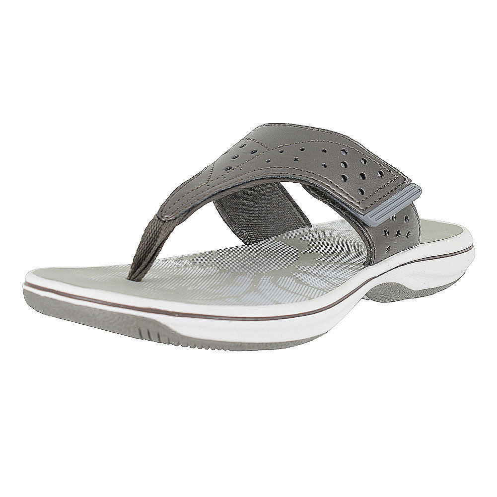 WOMENS BRINKLEY STAR H SANDAL PEWTER
