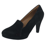 WOMENS NARINE MIA DRESS PUMP BLACK SUEDE
