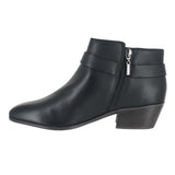 WOMENS BOYLAN DAWN BOOT MEDIUM BLACK LEATHER